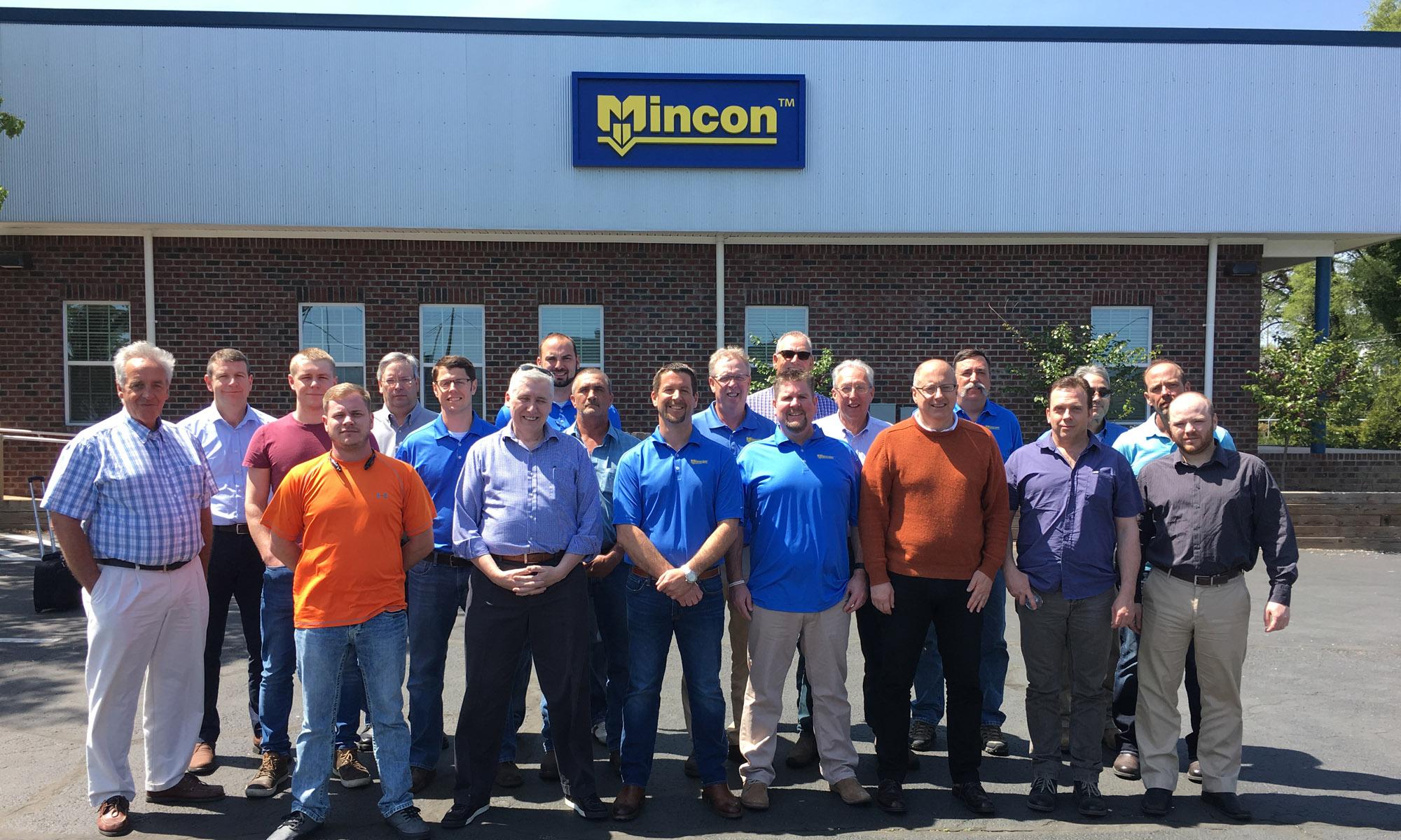Mincon North American Sales Conference