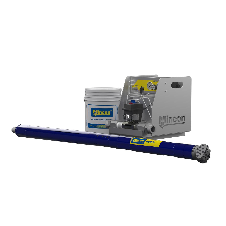 Mincon HDD50 Pilot Hammer
