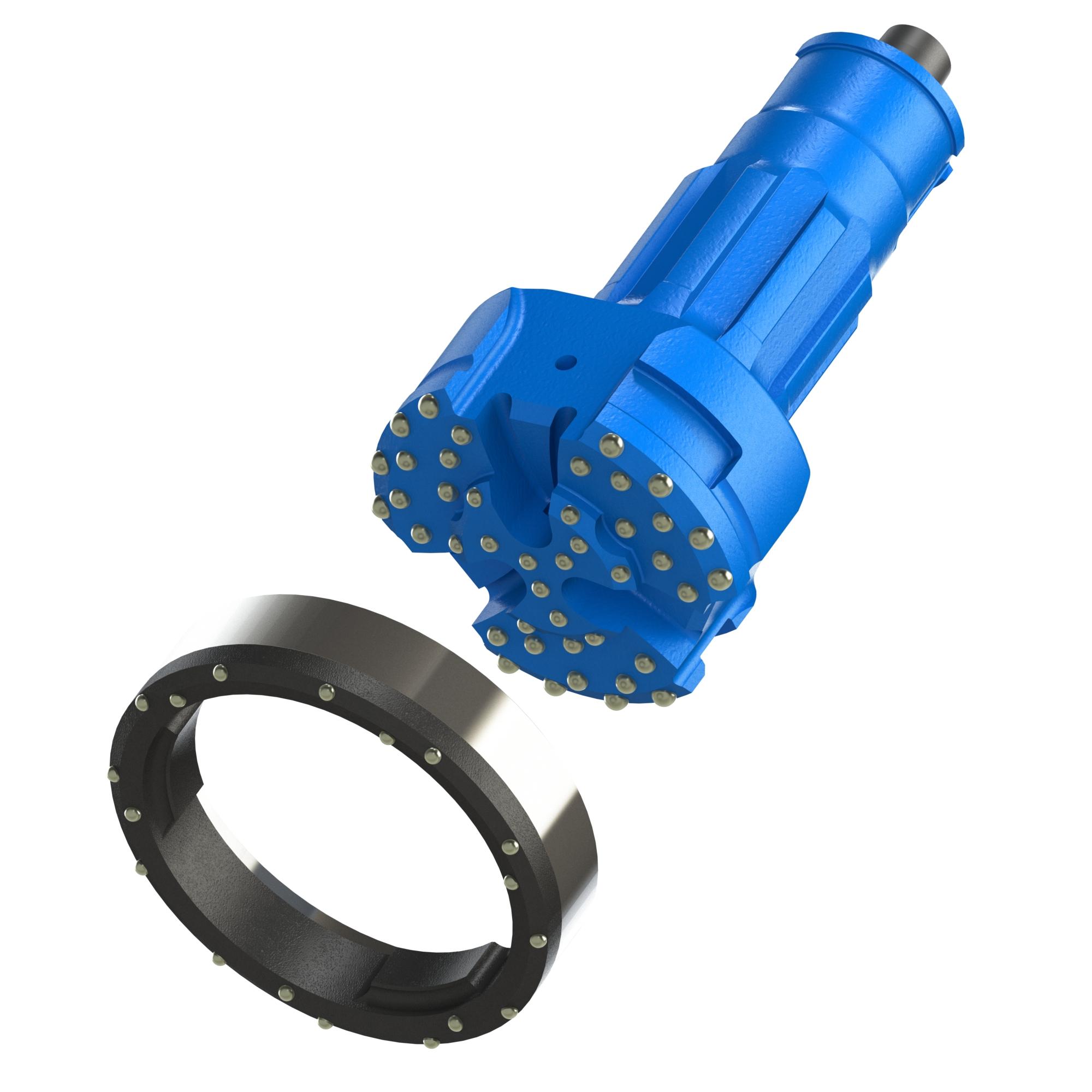 Mincon Drill-Through Systems